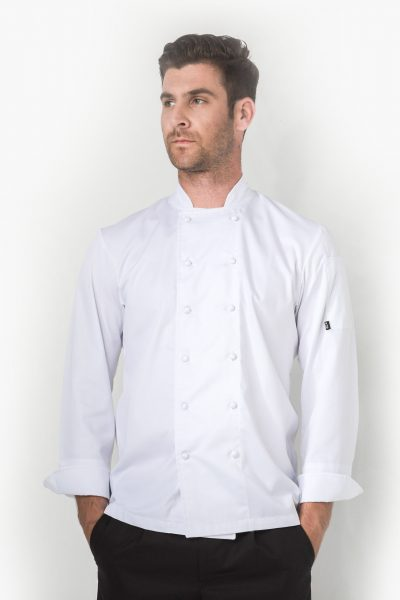 Aris Uniforms-UCJ12-Alexandros Chef Jacket