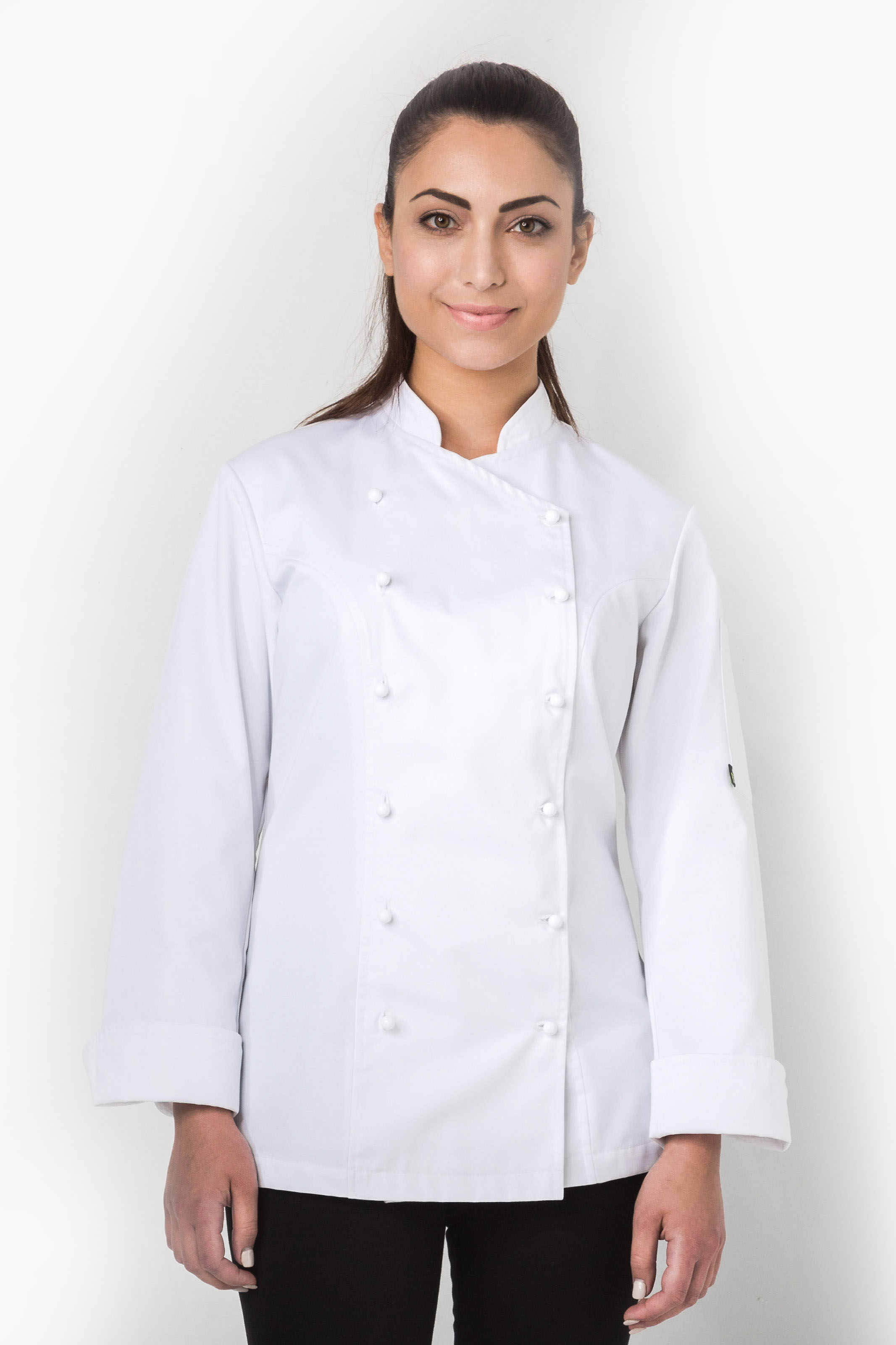 Aris Uniforms-FCJ03-Zoe Women's Chef Jacket