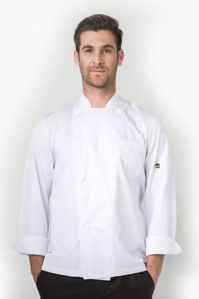 Aris Uniforms-UCJ01-Basic Chef Jacket