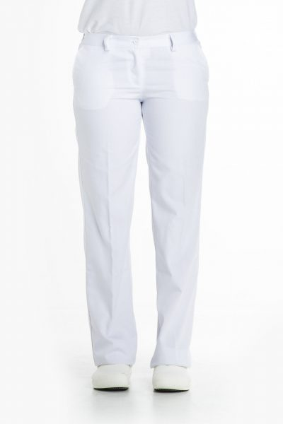Aris Uniforms-FT04-Women's Zip Elasticated Trouser