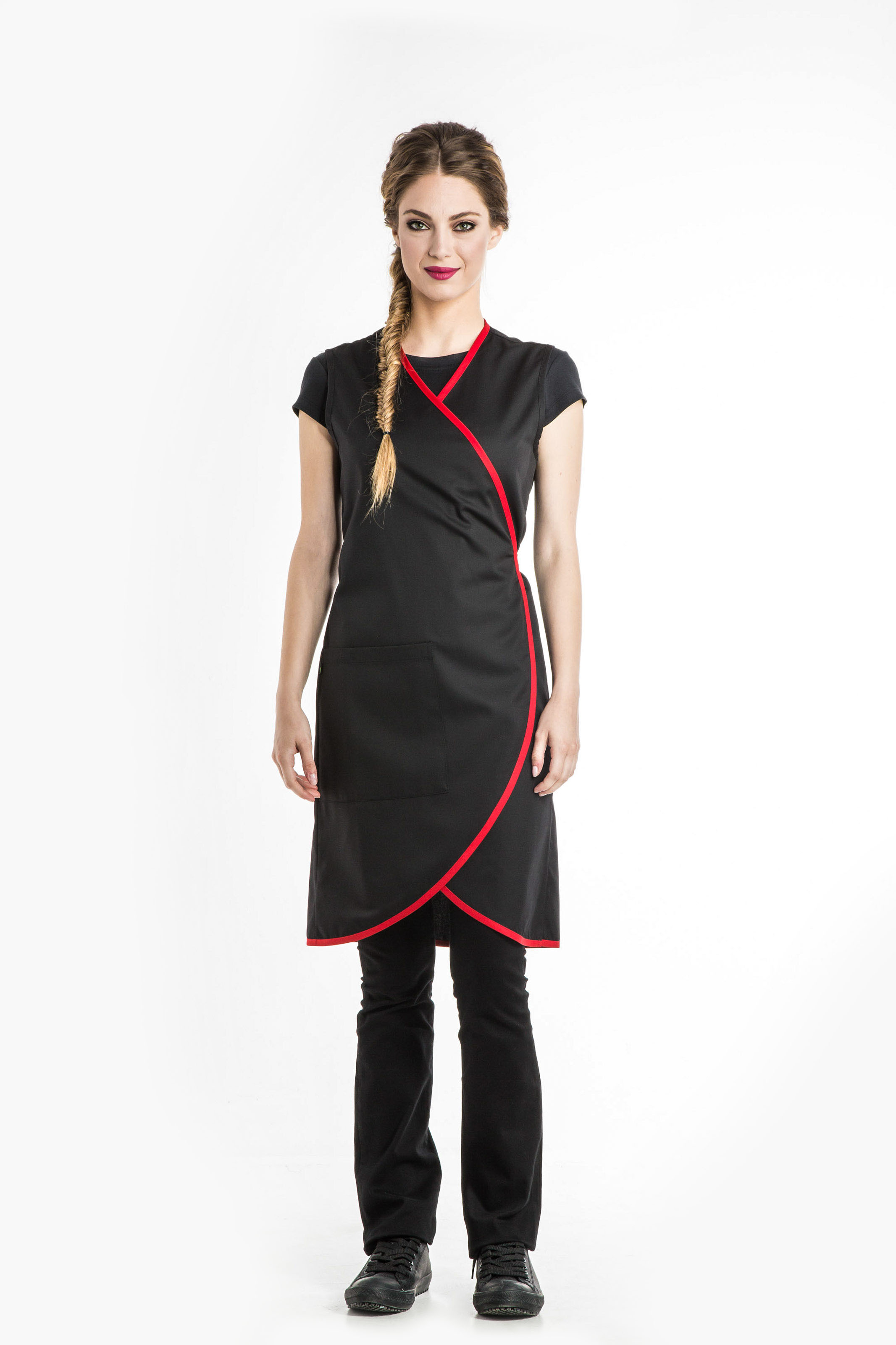 Aris Uniforms-FA11-Erato Wrap Apron