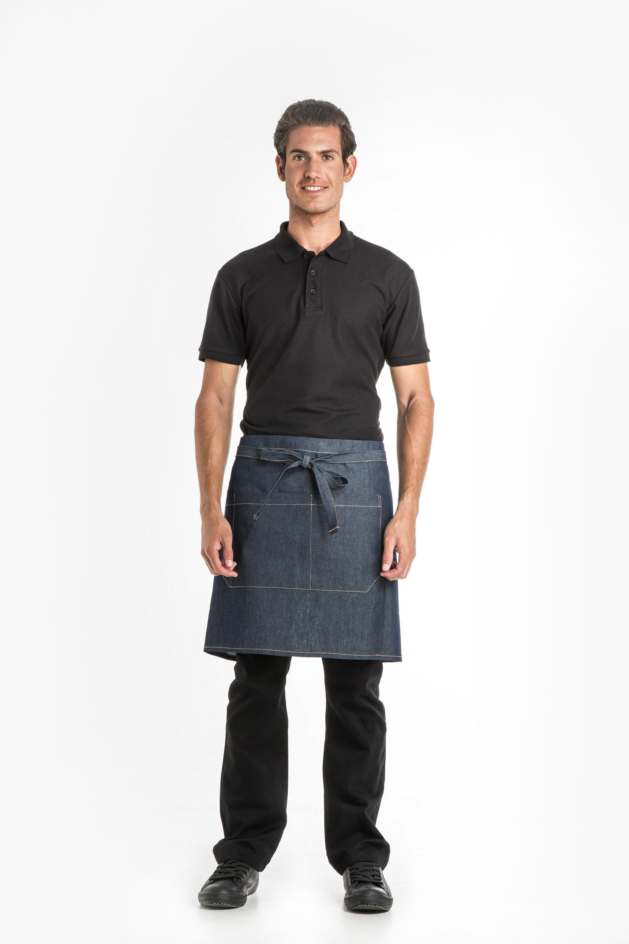 Aris Uniforms-UA44-Denim Waist Apron