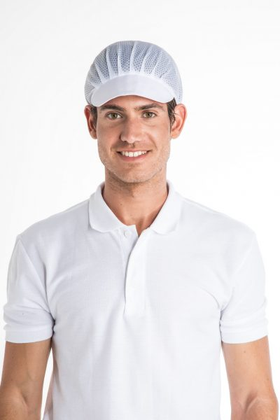 Aris Uniforms-UH08-Cap With Pleats And Net