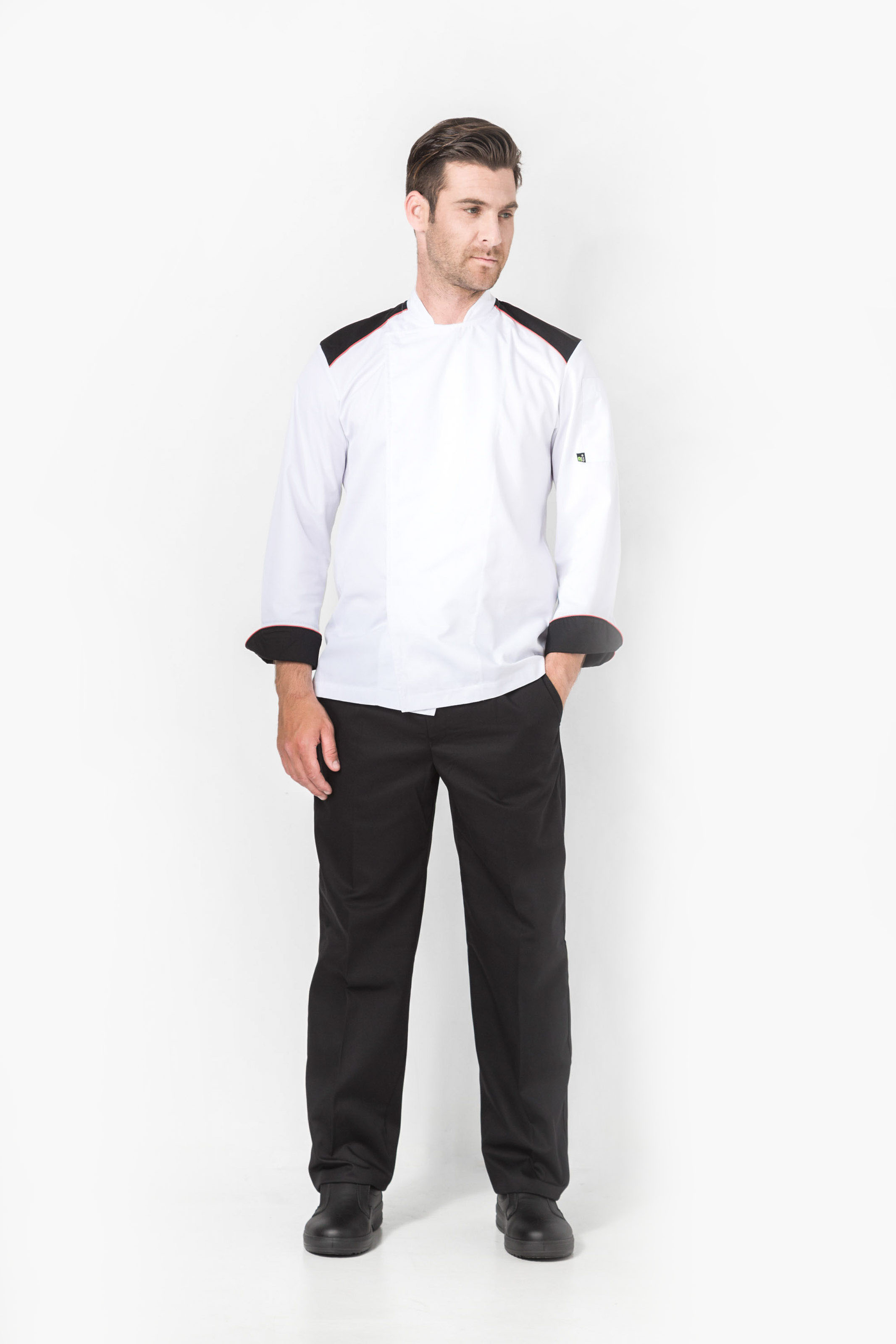 Aris Uniforms-UCJ15-Rally Chef Jacket