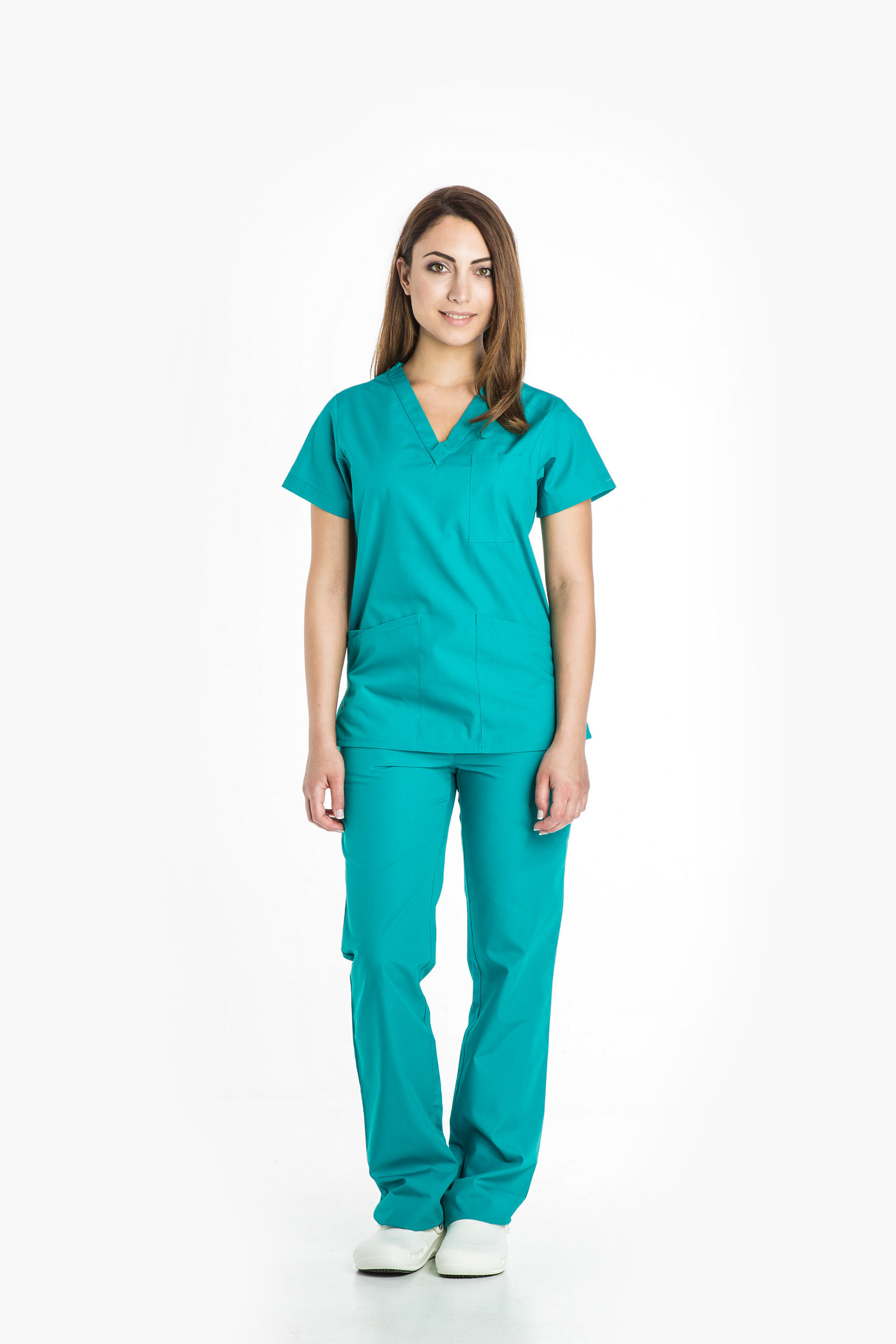 Aris Uniforms-FTU13-Women's V-Neck Tunic