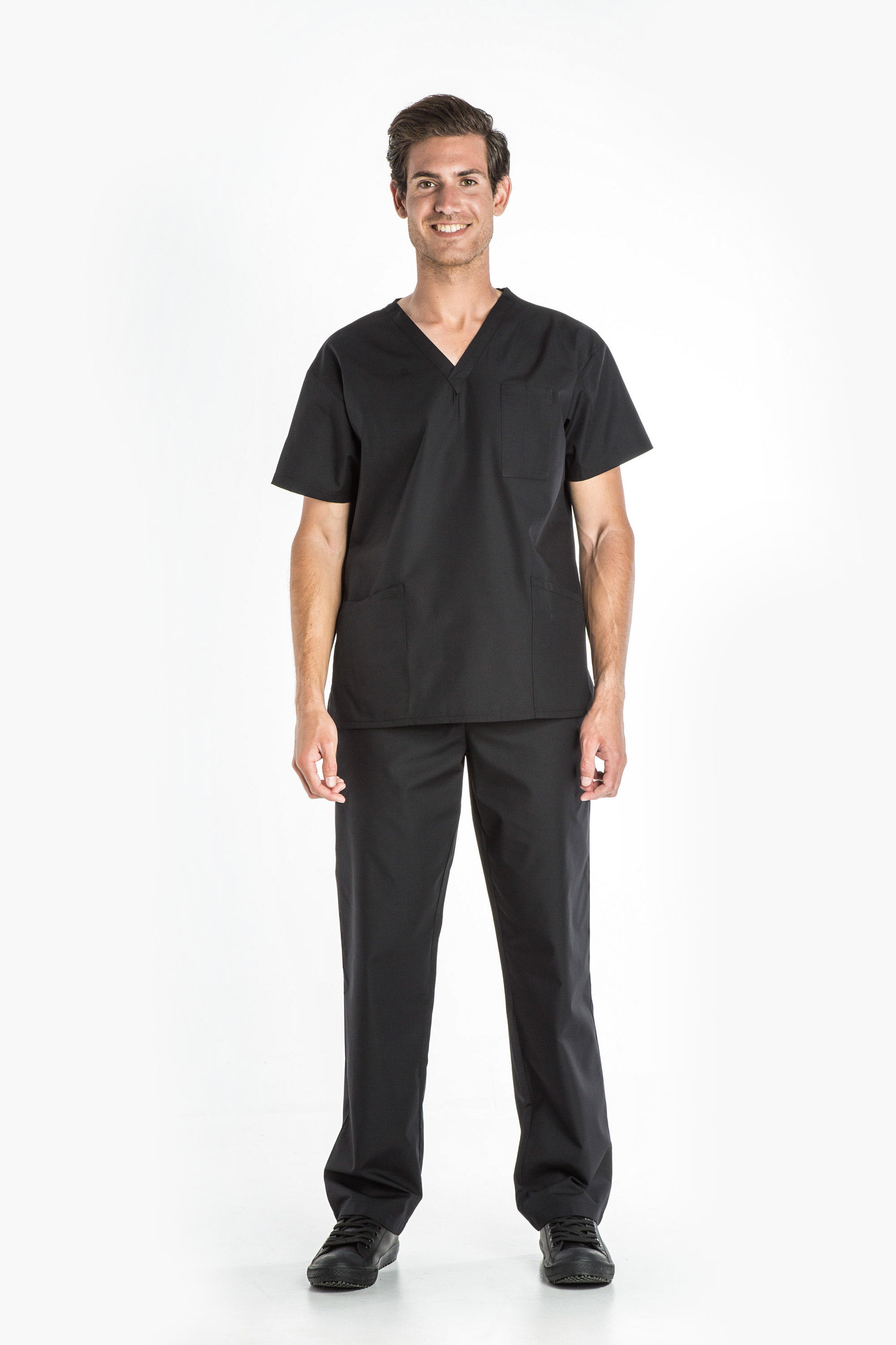 Aris Uniforms-MT03-Men's Drawstring Trouser