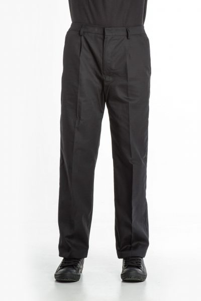 Unisex Zip Elasticated Trouser