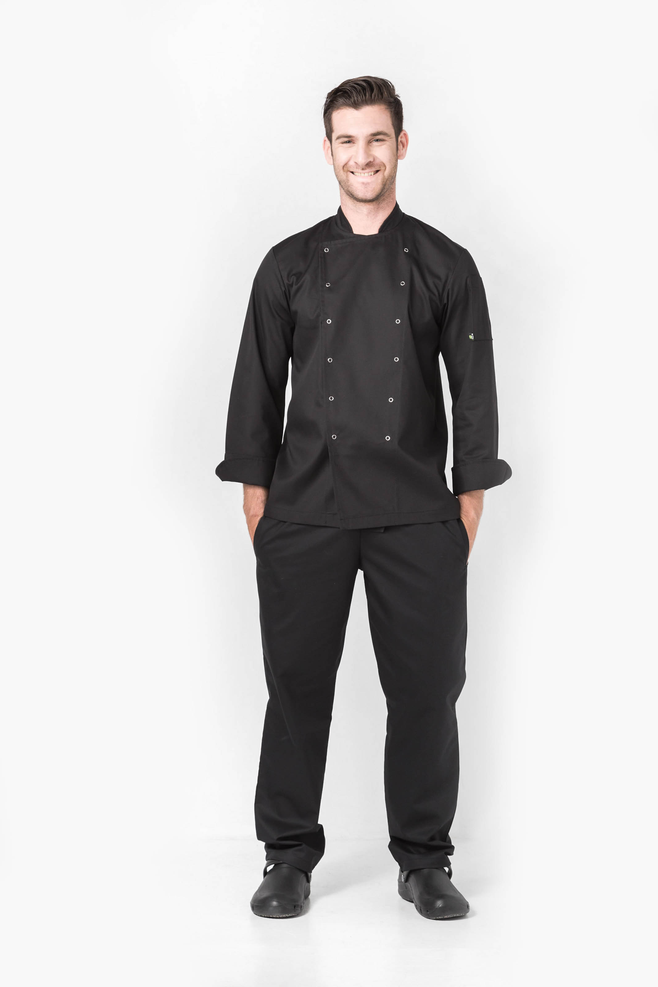 Aris Uniforms-UCJ04-Xenias Long Sleeve Chef Jacket
