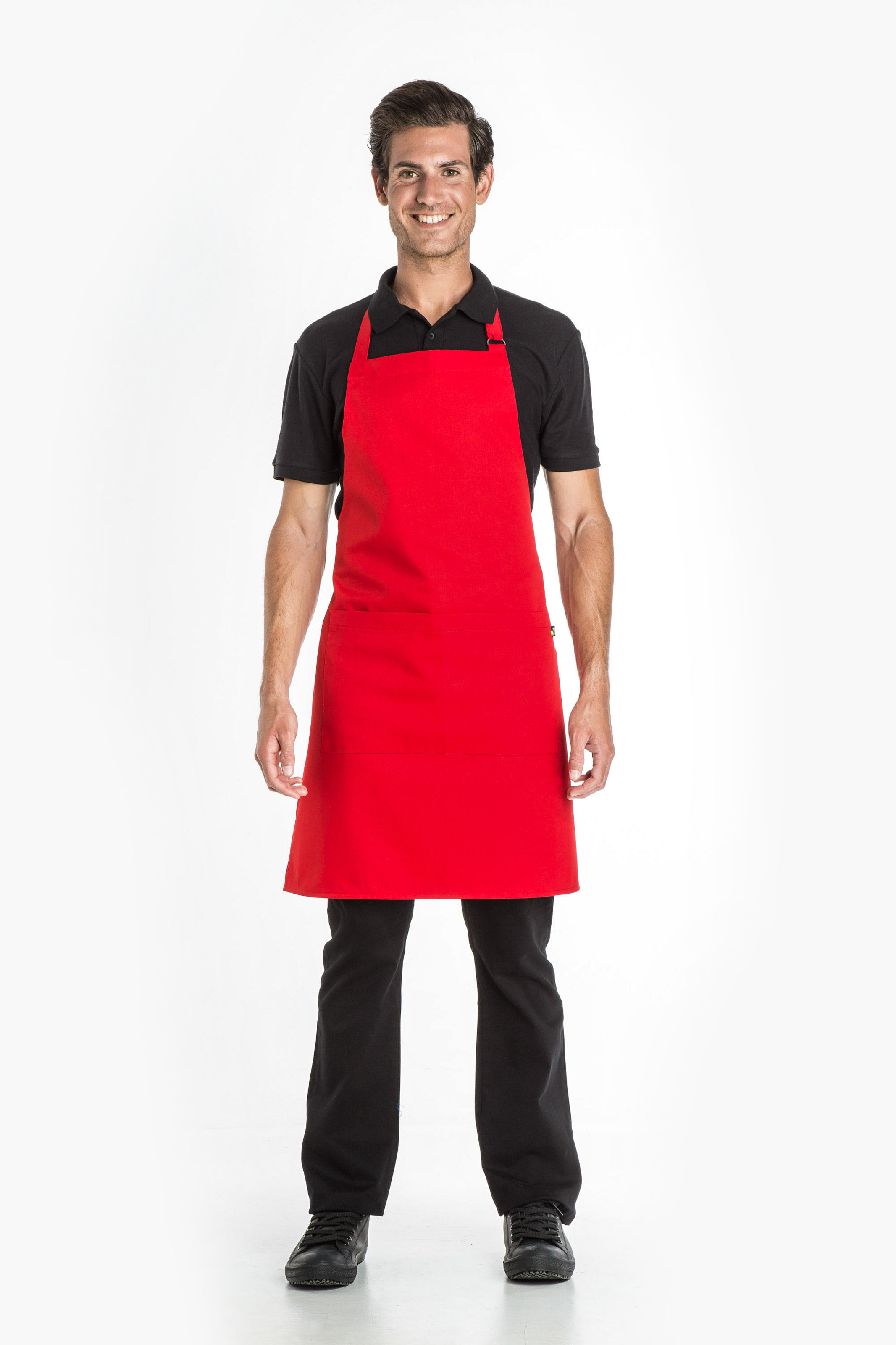 Aris Uniforms-UA12-Bib Apron
