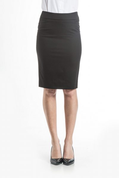 City Drop Waist Skirt