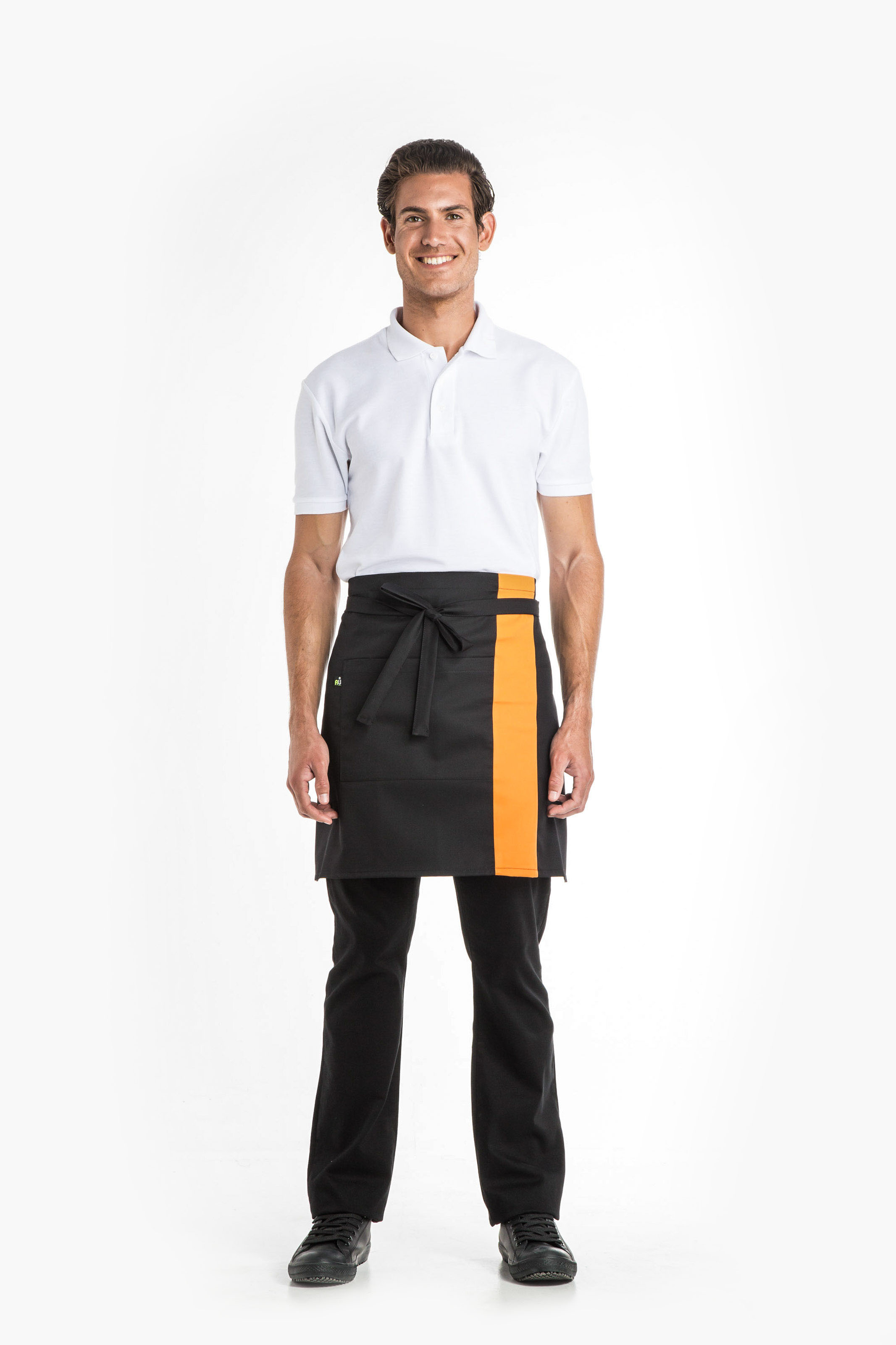 Aris Uniforms-UA08-Barstripe Short Apron