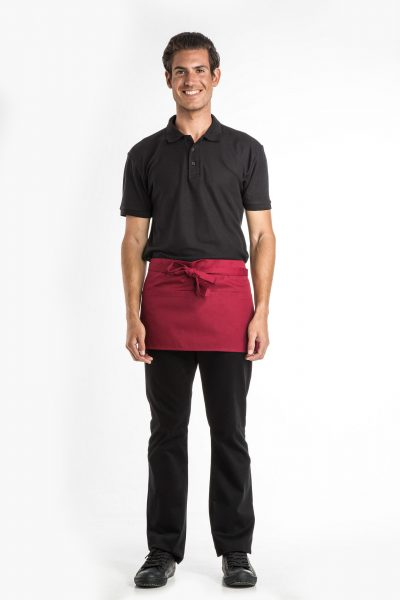 3-Pocket Short Apron
