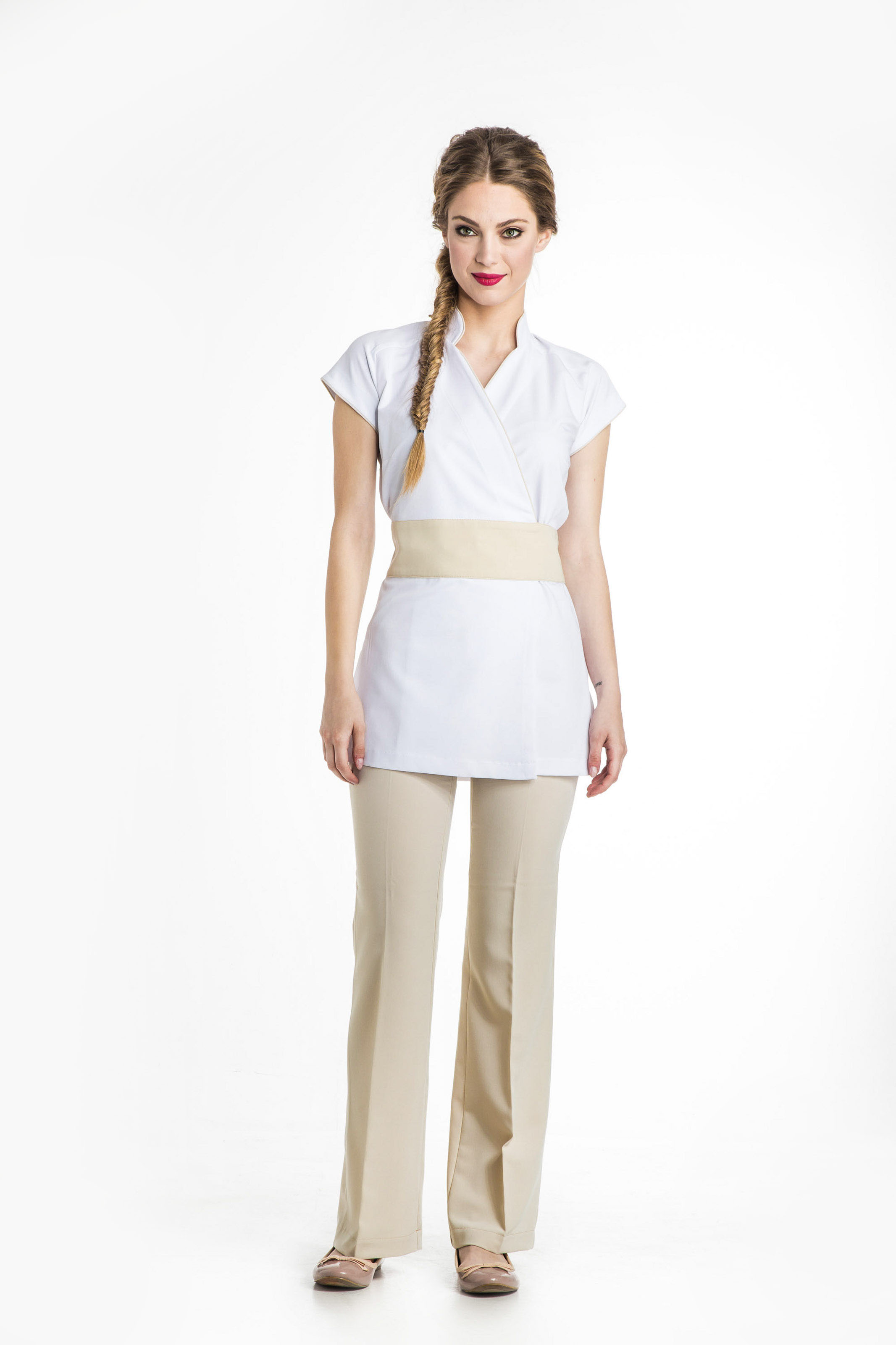 Aris Uniforms-FT05-Flexi Women's Trouser